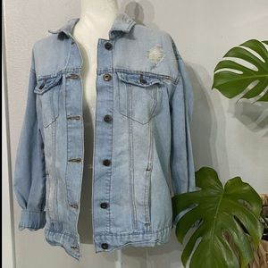 Highway Made In China Jeans Jacket